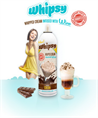 Whipsy Wine Infused Whipped Cream Loco...
